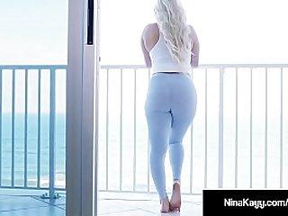 Bubble Butt Beauty Nina Kayy..
