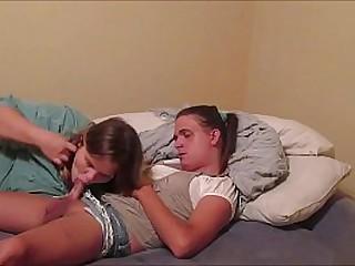 Hot Teen In Skrit Get Played..