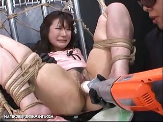Japanese Bondage Sex - Pour Some Goo Over Me (Pt. 12)