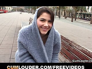 Valentina Nappi gets a big..