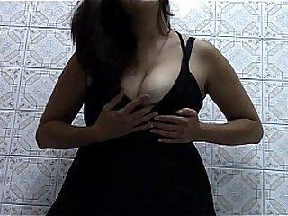 kitchen pov sex with mommy in bikini