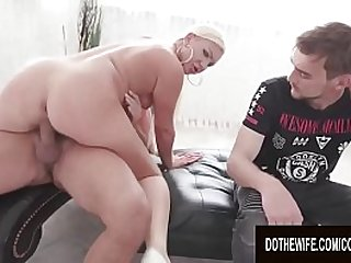 Housewife Skylar Xtreme Gets..