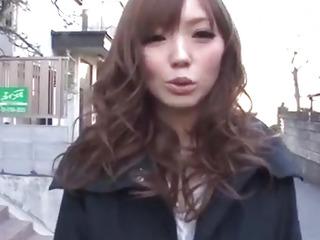 Megu Kamijo moans hard while..