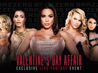 Brazzers LIVE: Valentines..