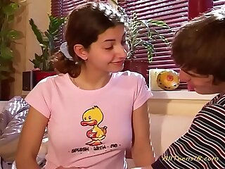 young legal teens - boy and..