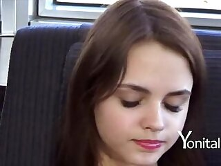 Yonitale: stunning teen..