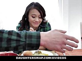 DaughterSwap - Teens Having..