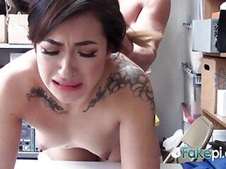 Amazing babe is fucked so..