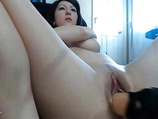 Fucking Machine and Squirting