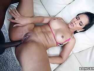 Rose Monroe Great Anal Interracial 8