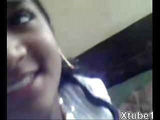 Indian College Teen Girl..