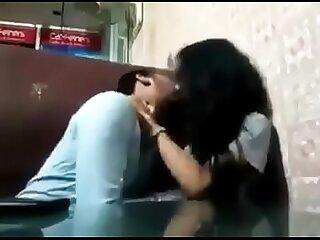 Indian College teens fun in..