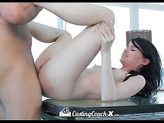 HD - CastingCouch-X Hot girl..