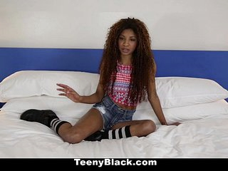 TeenyBlack - Petite Ebony..