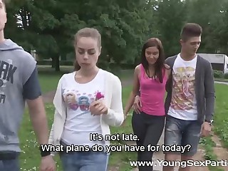 Young Sex Parties - Teens..